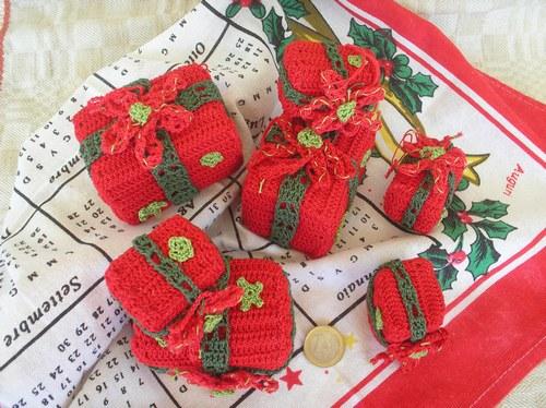 Natale Creazioni Di Venere Articoli Esclusivi Ad Uncinetto